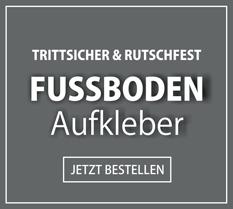 Buttons Fussboden